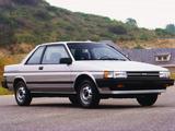 Photos of Toyota Tercel Coupe CE US-spec 1987–90