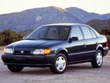 Photos of Toyota Tercel Sedan US-spec 1994–98
