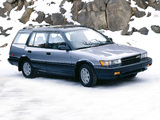 Pictures of Toyota Tercel 4WD Wagon 1988–94