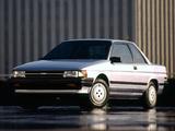 Toyota Tercel Coupe US-spec 1987–90 images