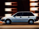 Toyota Tercel 5-door US-spec 1987–90 pictures