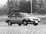 Toyota Tercel 5-door US-spec 1987–90 wallpapers