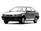 Toyota Tercel Coupe CE US-spec 1994–98 images