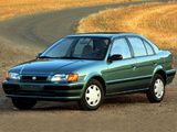 Toyota Tercel Sedan US-spec 1994–98 photos