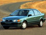 Toyota Tercel Sedan US-spec 1994–98 photos