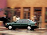 Toyota Tercel Sedan US-spec 1994–98 wallpapers