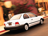 Toyota Tercel Coupe CE US-spec 1998–99 images