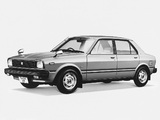 Toyota Tercel Sedan 1978–82 wallpapers