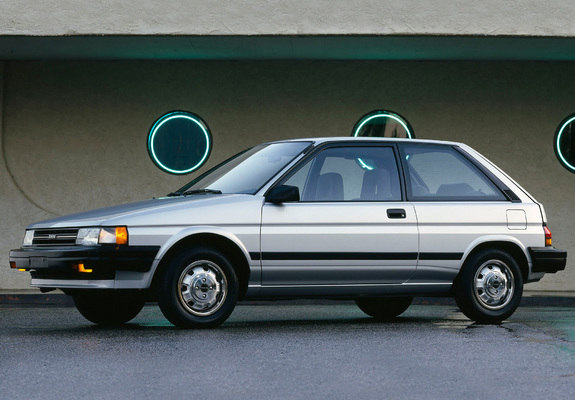 Toyota Tercel 3 Door Us Spec 1987 90 Wallpapers