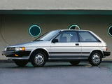 Toyota Tercel 3-door US-spec 1987–90 wallpapers