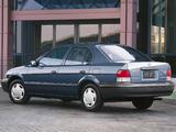 Toyota Tercel Sedan CE US-spec 1998–99 wallpapers