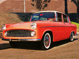 Photos of Toyota Tiara (T20) 1960–62