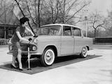 Toyota Tiara (T20) 1960–62 photos