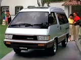 Toyota TownAce Wagon (R20/R30) 1982–85 pictures