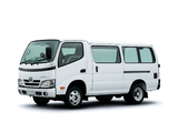 Toyota Toyoace Van 2006 pictures