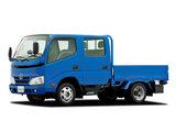 Toyota Toyoace Double Cab 2006 wallpapers