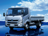 Toyota Toyoace Hybrid 2011 wallpapers