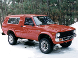 Toyota Trekker 1981–83 wallpapers