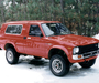 Wallpapers of Toyota Trekker 1981–83