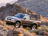 Images of Toyota Truck Regular Cab 4WD 1988–95