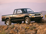 Images of Toyota Truck Xtracab 4WD 1988–95