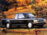 Images of Toyota Truck Xtracab 2WD 1988–95