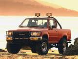 Photos of Toyota Truck Regular Cab 4WD 1988–95