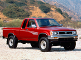 Photos of Toyota Truck Xtracab 4WD 1988–95