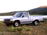 Pictures of Toyota Truck Regular Cab 2WD 1988–95