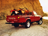 Toyota SR5 Long Sport Truck 4WD (RN48) 1982–83 images