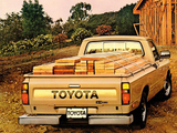 Toyota 3/4 Ton Truck 2WD (RN44) 1982–83 pictures