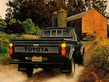 Toyota SR5 Long Sport Truck 4WD (RN48) 1982–83 pictures