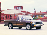Toyota SR5 Sport Truck 2WD (RN34) 1982–83 wallpapers