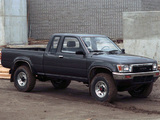 Toyota Truck Xtracab 4WD 1988–95 images
