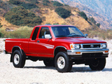 Toyota Truck Xtracab 4WD 1988–95 wallpapers