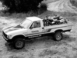 Toyota SR5 Sport Truck 4WD (RN37) 1979–81 wallpapers