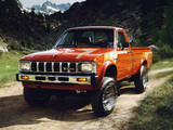 Toyota SR5 Long Sport Truck 4WD (RN48) 1982–83 wallpapers