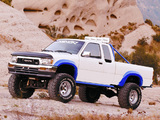 Xenon Toyota Truck Xtracab 4WD 1988–95 wallpapers
