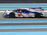 Images of Toyota TS040 Hybrid 2014