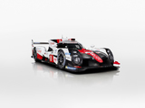 Images of Toyota TS050 Hybrid 2017