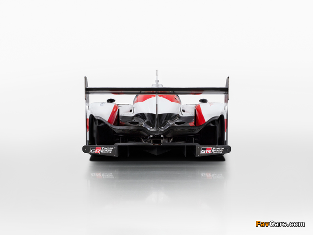 Images of Toyota TS050 Hybrid 2017 (640 x 480)