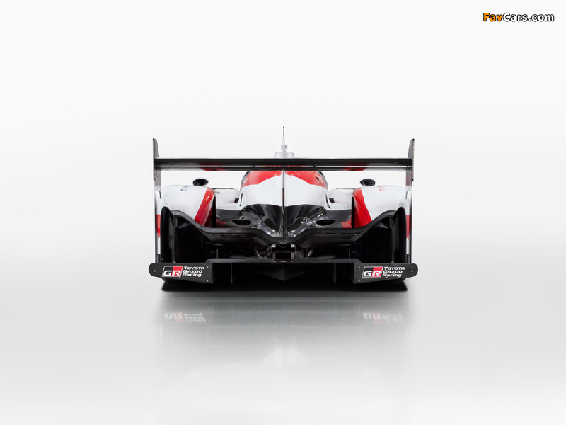Images of Toyota TS050 Hybrid 2017 (800 x 600)
