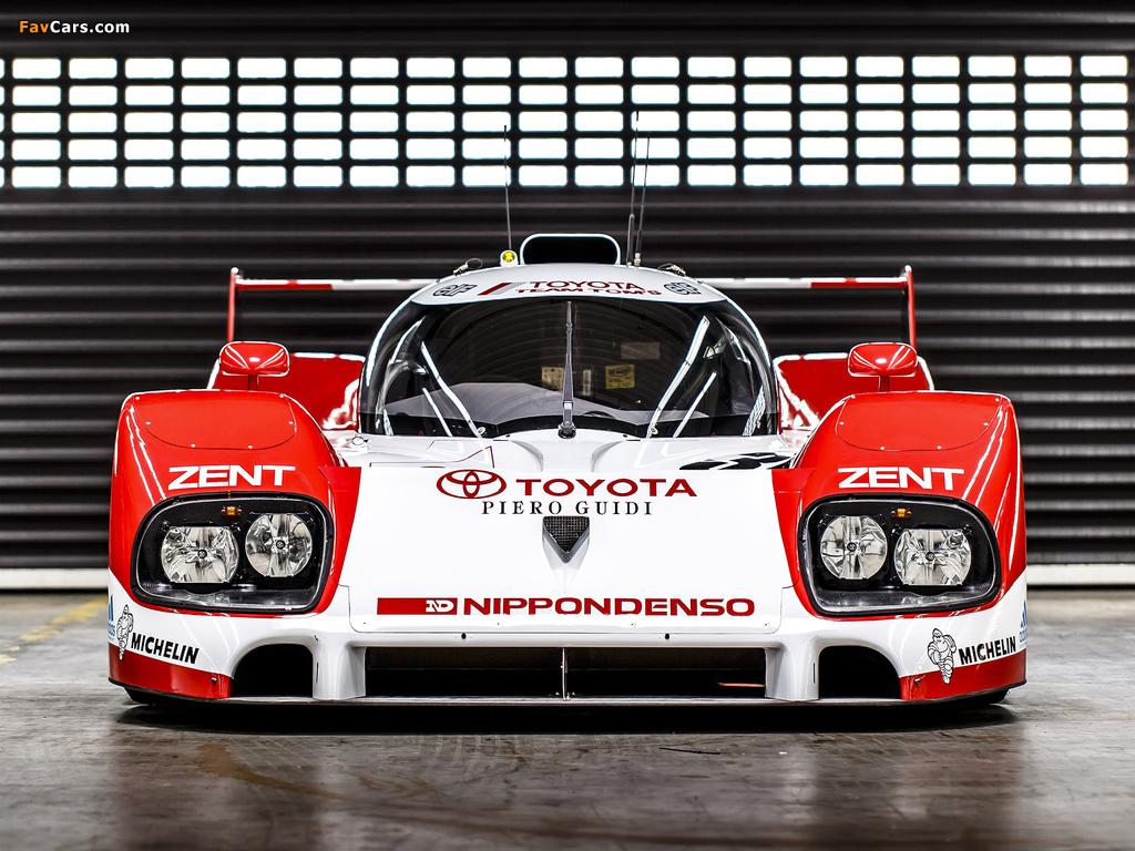 Photos of Toyota TS010 1993 (1024 x 768)