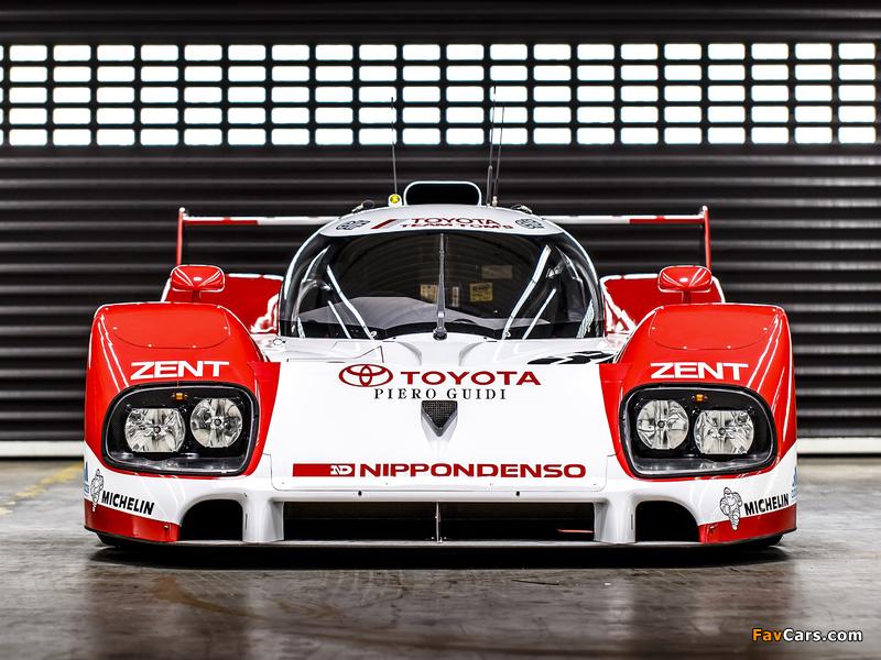 Photos of Toyota TS010 1993 (800 x 600)