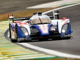 Pictures of Toyota TS030 Hybrid 2012