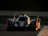 Pictures of Toyota TS030 Hybrid Test Car 2012