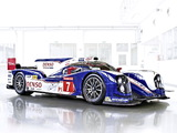 Pictures of Toyota TS030 Hybrid 2013