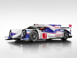 Pictures of Toyota TS040 Hybrid 2014