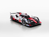 Pictures of Toyota TS050 Hybrid 2017
