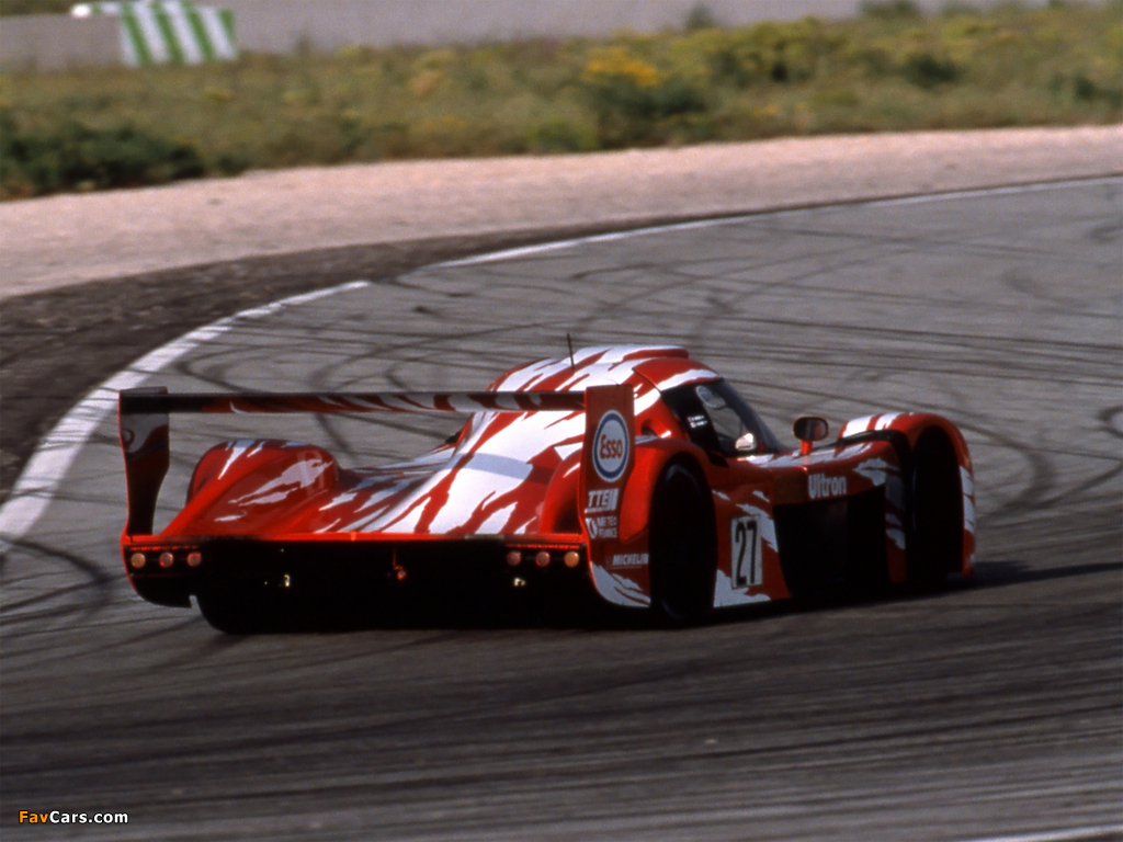 Toyota GT-One Race Version (TS020) 1998–99 images (1024 x 768)
